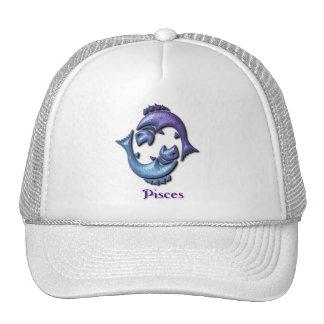 Pisces Sign Baseball Hat
