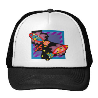 Pisces Stars Trucker Hat