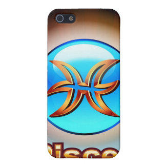Pisces the Fish Covers For iPhone 5