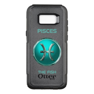 Pisces - The Fish Horoscope Sign OtterBox Commuter Samsung Galaxy S8+ Case