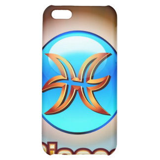 Pisces the Fish iPhone 5C Covers