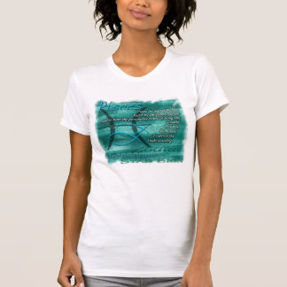 Pisces the Fish Star Sign Design T-Shirt