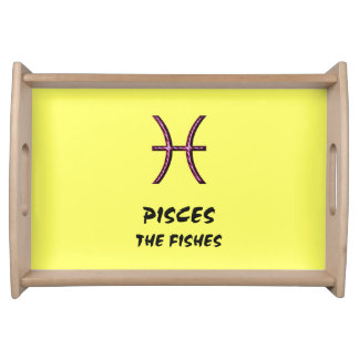Pisces the Fishes Serving Tray