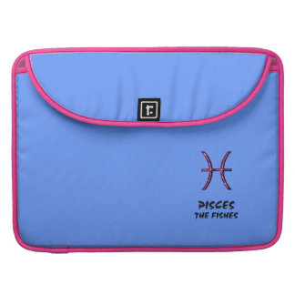 Pisces the fishes sleeve sleeves for MacBook pro