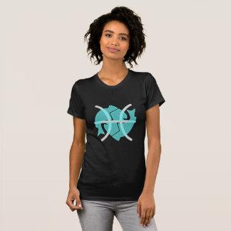 Pisces Women American Apparel Fine Jersey T-Shirt