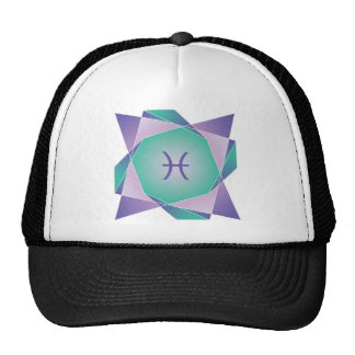 PISCES-YANTRA HAT