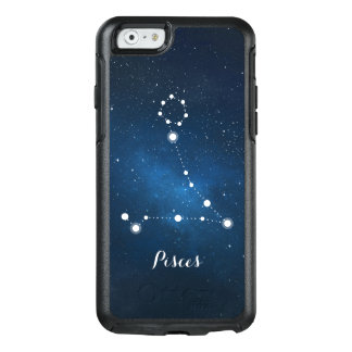 Pisces Zodiac Sign Constellation OtterBox iPhone 6/6s Case