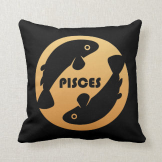 Pisces Zodiac Sign Cushion