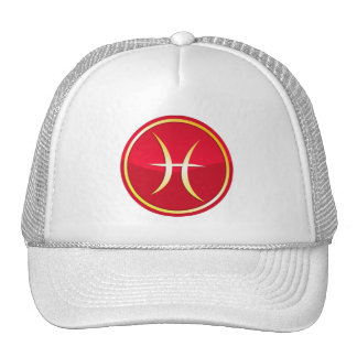 Pisces - Zodiac Signs Trucker Hats