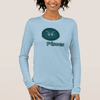 Pisces --Zodiac Sun Sign Tee Shirt