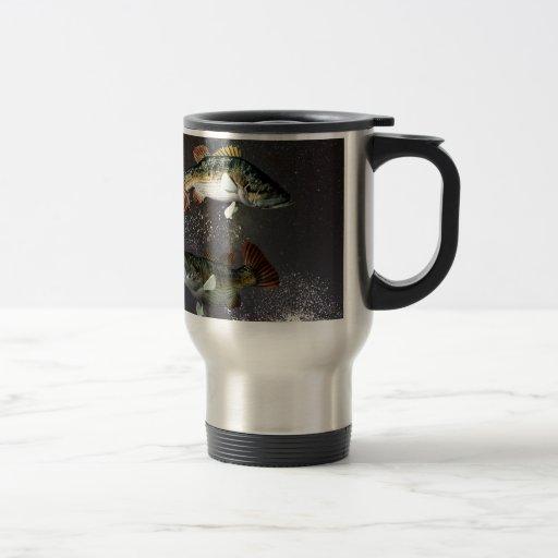 Pisces Zodiac Symbol Mug