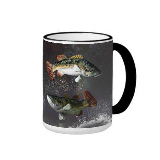 Pisces Zodiac Symbol Coffee Mugs