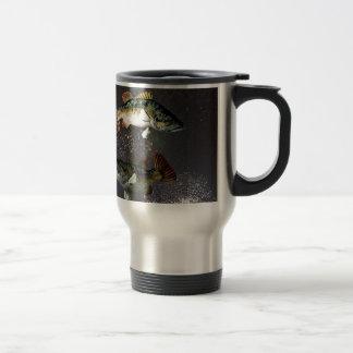 Pisces Zodiac Symbol Travel Mug