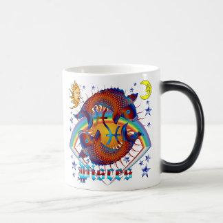 Pisces-Zodiac-V-1 Morphing Mug