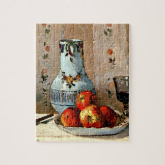 Pissarro - Still Life with Apples and Pitcher Jigsaw Puzzle