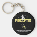 Pisscopter YMS Keychain