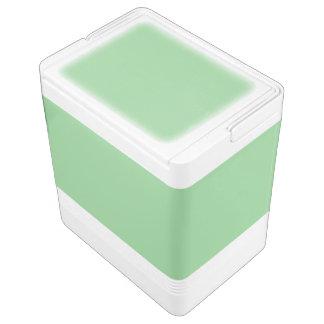 Pistachio Green Igloo Cooler