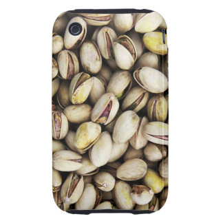 Pistachio Nuts Background Tough iPhone 3 Covers