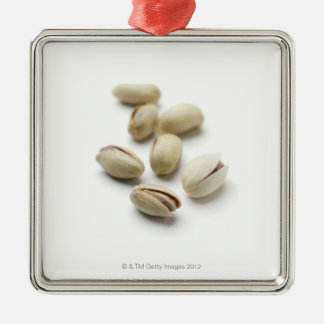 Pistachio nuts. christmas ornament