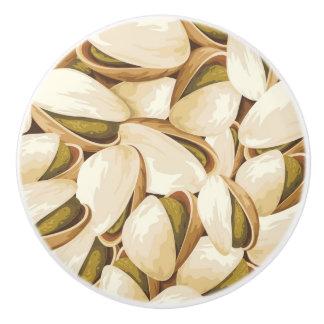 Pistachios Ceramic Knob