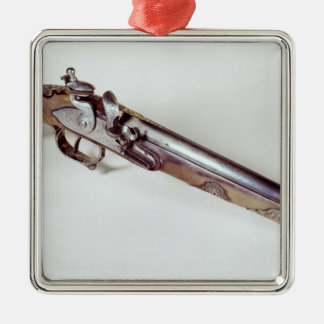Pistol belonging to Abd el-Kader Christmas Ornament
