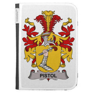 Pistol Family Crest Kindle 3G Covers