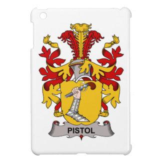 Pistol Family Crest iPad Mini Case