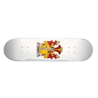 Pistol Family Crest Skate Board Deck
