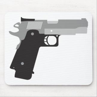 Pistol Mouse Mats