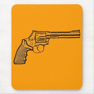 Pistol Pad Mouse Pads