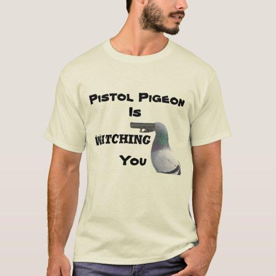 Pistol Pigeon Tee