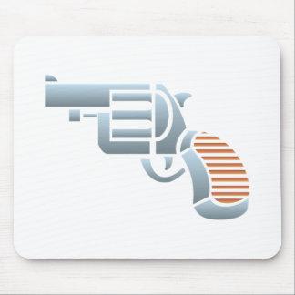 Pistole Revolver Colt pistol Mauspad