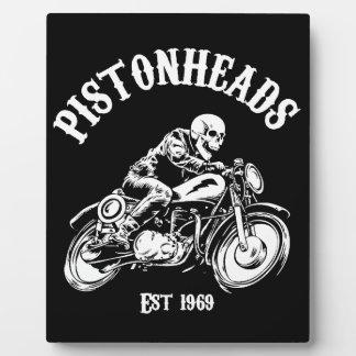 PistonHeads Photo Plaques