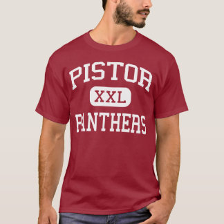 Pistor - Panthers - Middle School - Tucson Arizona T-Shirt