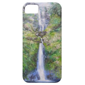 Pistyll Rhaeadr Waterfall iPhone 5 Cover