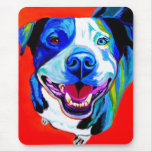 Pit Bull #5 Mouse Pad