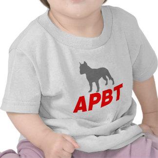 PIT BULL APBT T SHIRT