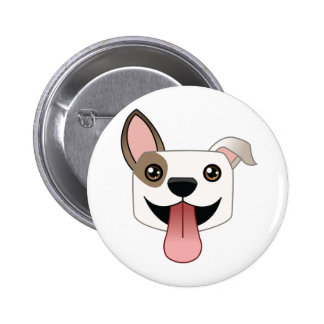 Pit Bull Button