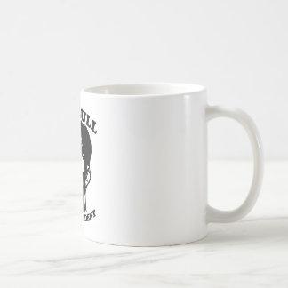 Pit Bull for President Coffee Mug