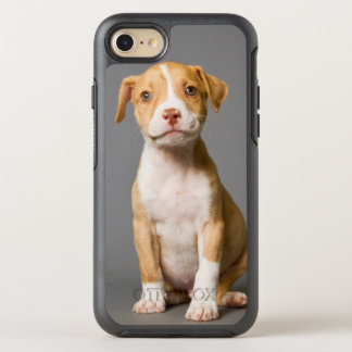 Pit-Bull Puppy OtterBox Symmetry iPhone 8/7 Case