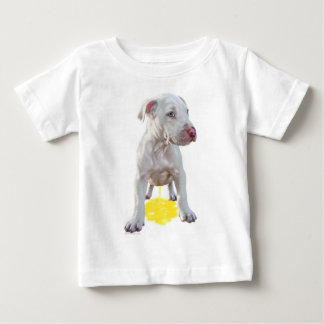 Pit Bull Puppy Piddles OOPS Shirt