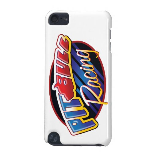 Pit Bull Racing iPod Touch 5G Covers