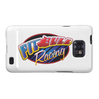 Pit Bull Racing Samsung Galaxy S2 Case