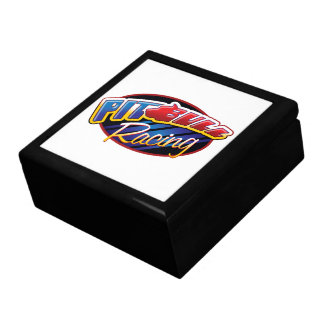 Pit Bull Racing Jewelry Boxes