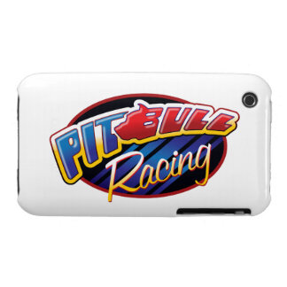 Pit Bull Racing iPhone 3 Cases