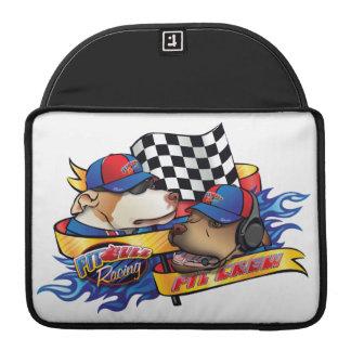 Pit Bull Racing/ MacBook Pro Sleeves