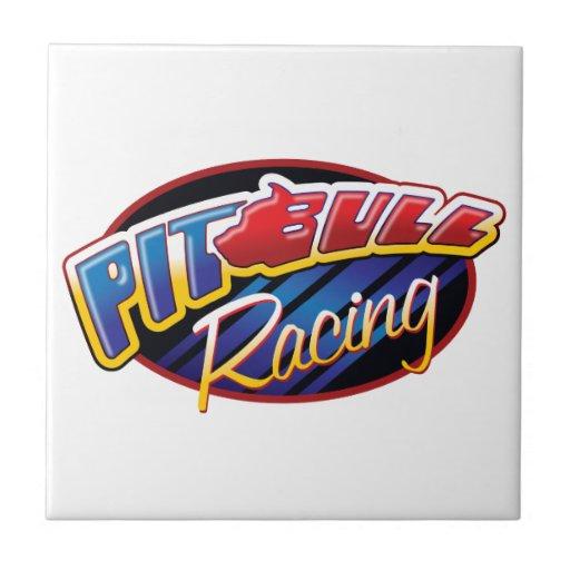 Pit Bull Racing Tiles