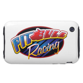 Pit Bull Racing Tough iPhone 3 Covers