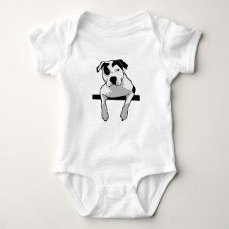 Pit Bull T-Bone Graphic Tshirt