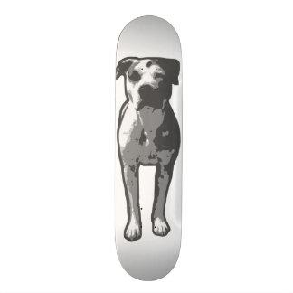 Pit Bull T-Bone 18.4 Cm Mini Skateboard Deck